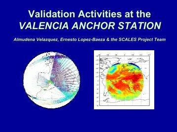 Simulación de radiancias CERES en la zona de ... - Red Ibérica MM5