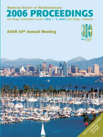 2006 PROCEEDINGS - ASNR