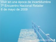 Vivir en una época de incertidumbre 7º Encuentro ... - PwC Argentina