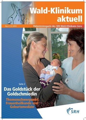 Themenschwerpunkt - Wald-Klinikum Gera