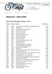 WP Suspension Stoßdämpfer Staubkappe Staubmanschette 18mm Kolbenstange 50180606