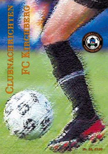 2008/1 - FC Kirchberg 1924