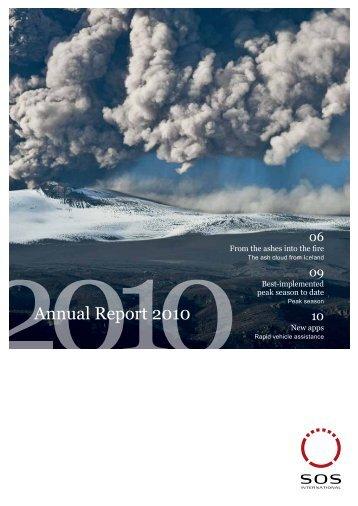 Download annual report 2010 (PDF) - SOS International