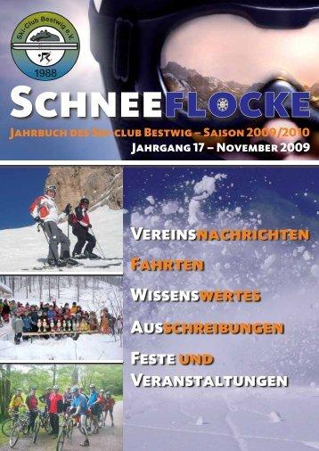 Schneeflocke eflocke - Ski-Club Bestwig