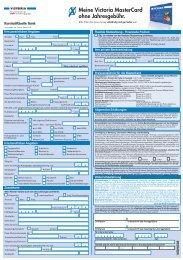 Antrag VISH0508:Layout 1.qxd - Victoria Versicherung  AG