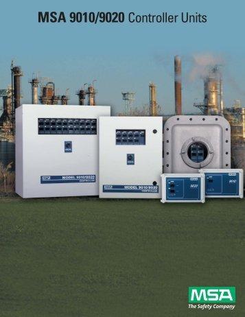 MSA 9010/9020 Controller Units