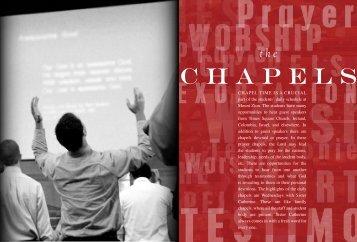 Chapels - Summit International School of Ministry