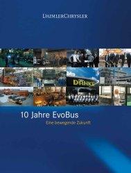Chronik 10 Jahre Evobus - Evobus Gmbh