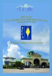 Conference Program - The Florida-Caribbean Cruise Association