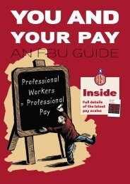 You and Your Pay - Fbu.me.uk