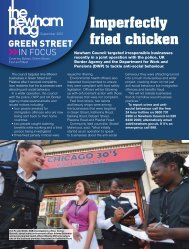 In Focus Issue 204 - Green Street - Newham