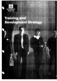 Meet our training needs
