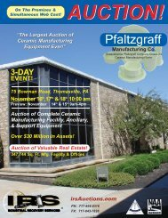 EVENT! - IRS Auctions!