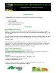 OBJETIVOS DEL EVENTO - Page 5