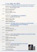 WORKSHOP on DIABETES MELLITUS - Azienda Ospedaliera ... - Page 5