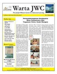 Warta JWC (Juli'05).FH10 - binus university