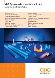 Catalog OBO BETTERMANN - elzet GRUP
