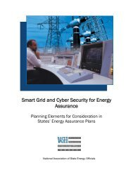 Smart Grid and Cyber Security for Energy Assurance - National ...