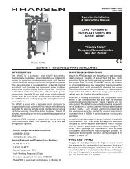 AUTO-PURGER for Plant Computer or PC - Hansen Technologies