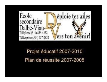 Télécharger le projet éducatif