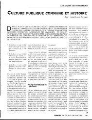 culture publique commune et histoire, jean-claude richard, traces ...