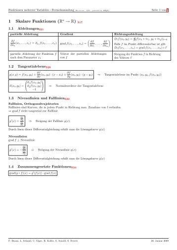 Funktionen mehrerer variablen zeichnen online dating