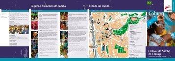 Cidade do samba Coburg Coburg Festival de samba - Samba-Festival