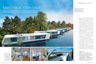 Mein Haus, mein Boot - Bellevue 4/2013 - Floating Homes