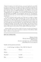 Sandrine Fabbri, La Béance - Editions d'En bas