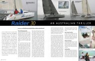 52-55 -RAIDER 30 US - Multihulls World