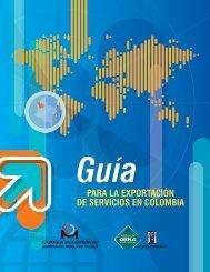 Examen corrigé Guía para la exportación de servicios en Colombia ...