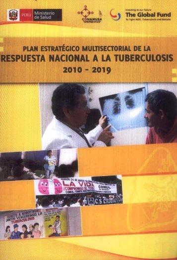 Plan Estratégico Multisectorial de la Respuesta Nacional a la