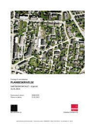 prestmoen kulturpark – planbeskrivelse - Stjørdal kommune