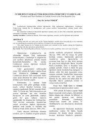 foça tarihinin yazılı olmayan kaynaklarının toplu ... - Eğitim Fakültesi