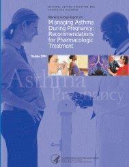 Managing Asthma During Pregnancy ... - Urgences-Online