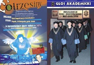 Miejsce: - Wojskowa Akademia Techniczna