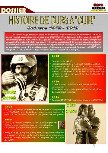20 1978 * À la fin des années 70 Barry SHEENE ... - Moto Webzine