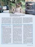 Mit dem Hund zu Gast in der Natur - Schweizer Hunde Magazin - Seite 3