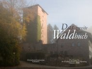 Das zweite Waldbuch - Heisenberg-Gymnasium Karlsruhe