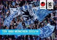 TSV 1860 MÜnchen 2013/14