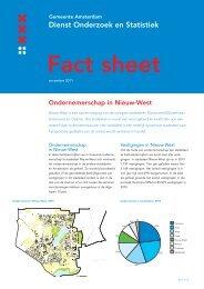Ondernemerschap in Nieuw-West - Onderzoek en Statistiek ...