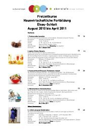 10 11Seite1 - Oberstufe Elsau-Schlatt