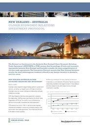 new zealand – australia closer economic relations investment protocol