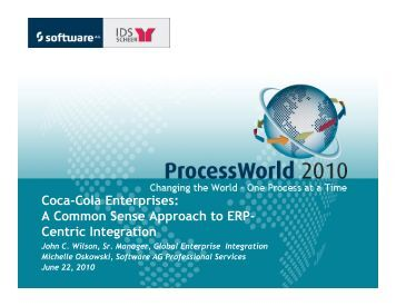 coca cola transformation process Great company, but currently in transformation process currently in global transformation process coca-cola is.