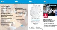 Informationsflyer bfw (pdf-Datei) - Netzwerk Weiterbildung
