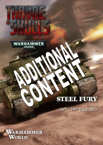 Steel-Fury-Update