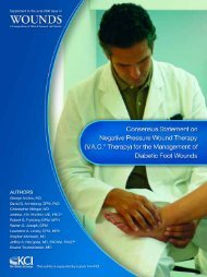 Consensus Statement on Negative Pressure Wound ... - Wounds