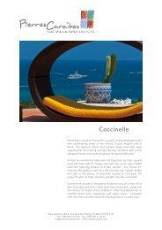 Coccinelle - Pierres Caraibes