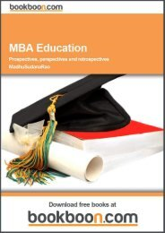 MBA Education Language English Format: PDF Price - Tutorsindia