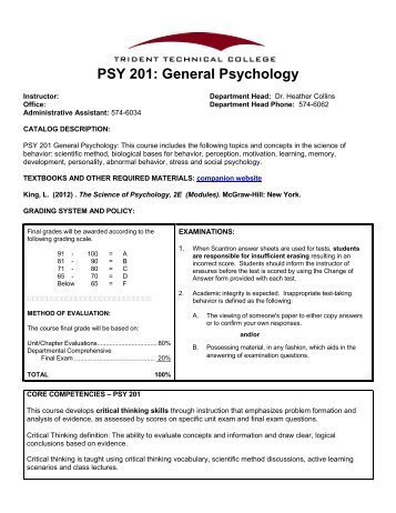 psy 201 week 7 assignment Psy 201 - week 4 lecture 3 - personality & individual differences psy 201 - week 4 lecture 3 - personality & individual differences  itc assignment tips: finding a computer - duration: 3:16.
